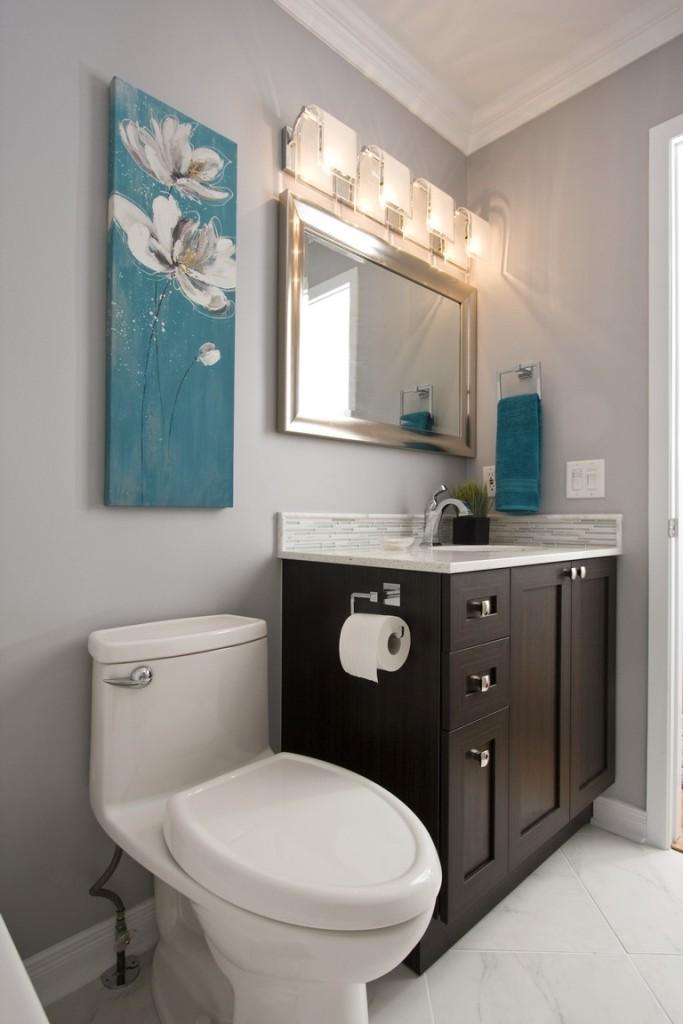 Toiler + Vanity