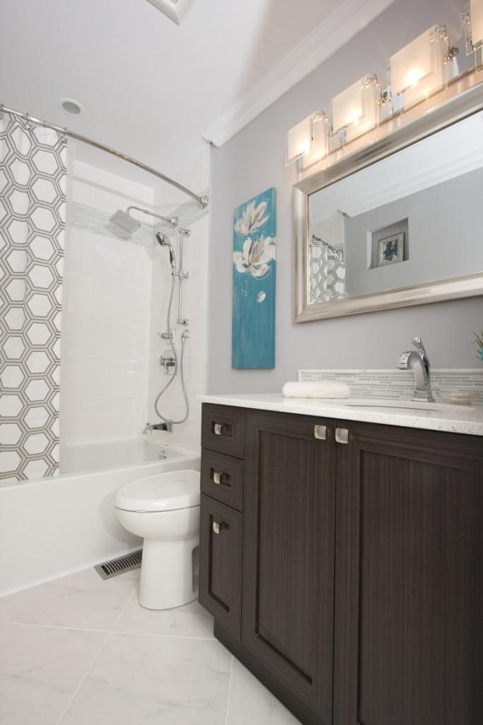 Full washroom